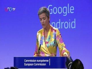 Multan a Google con más de 4 mde por Android
