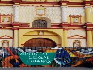 En San Cristóbal exigen aborto legal y seguro en Chiapas